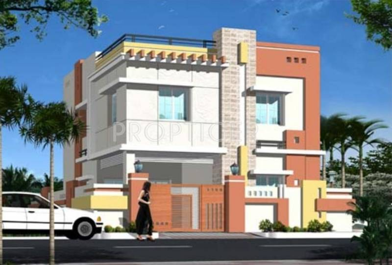 Images for Elevation of Archies Archies Villas