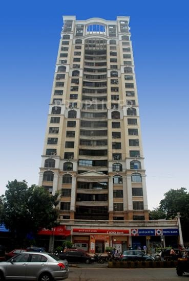 Images for Elevation of Darvesh Ayesha Tower