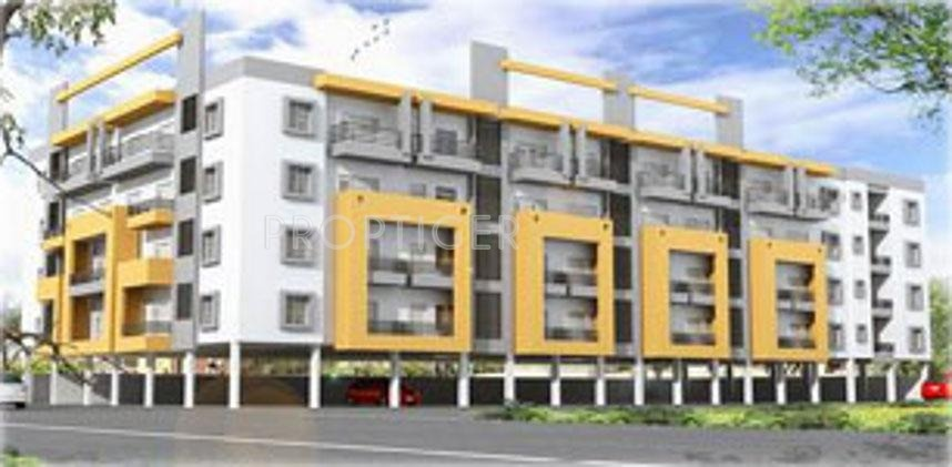 1150 sq ft 2 BHK 2T Apartment for Sale in Akash Homes