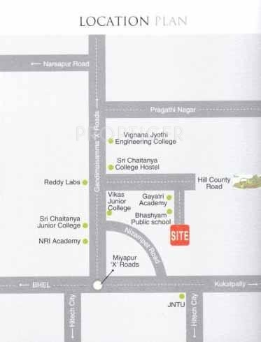 abharana-enclave Images for Location Plan of SVS Abharana Enclave