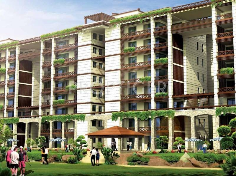 Images for Elevation of Jaypee Pebble Court