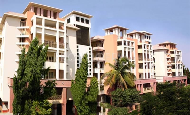 Images for Elevation of Manbhum Millennium Residency