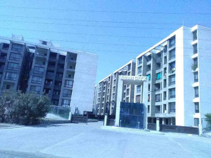 shubh-city Elevation
