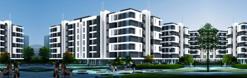 Images for Elevation of Reputed Builder Ayushman Residency