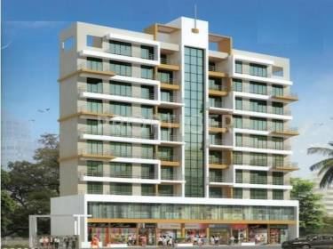 Images for Elevation of Gharat Builders Gharat Shree Jeevdani Heights