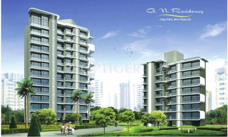 Images for Elevation of Raj G N Residency