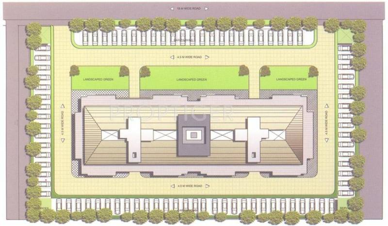 Images for Layout Plan of Samiah International Builders Melrose Avenue