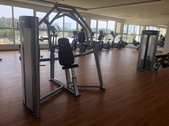 sobha-dream-acres Gymnasium
