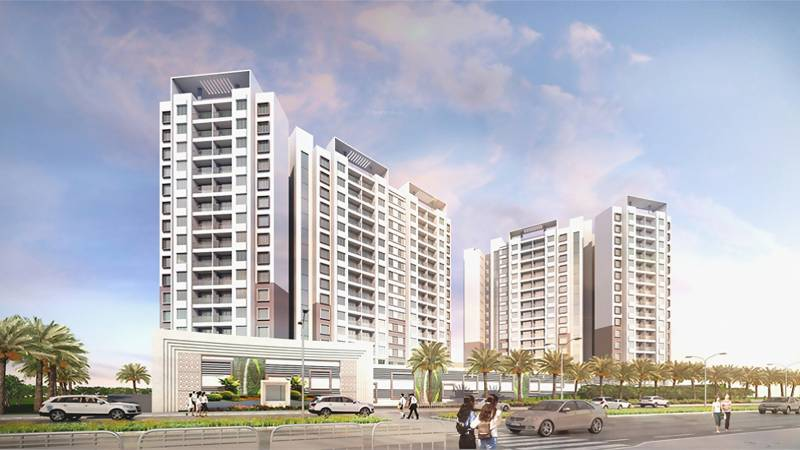 Images for Elevation of Pegasus Megapolis Symphony Phase I