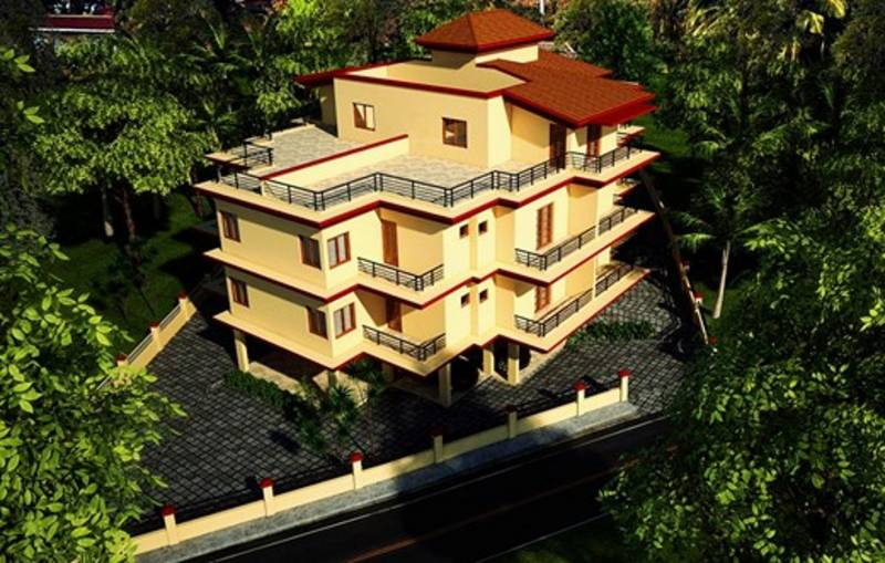 Images for Elevation of Reliance Mother Agnes And Marynian Residency