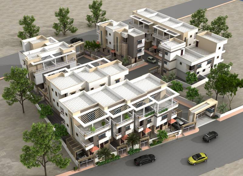 villa Images for Elevation of Shreeji Villa