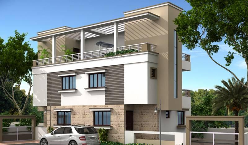 villa Images for Elevation of Shreeji Villa