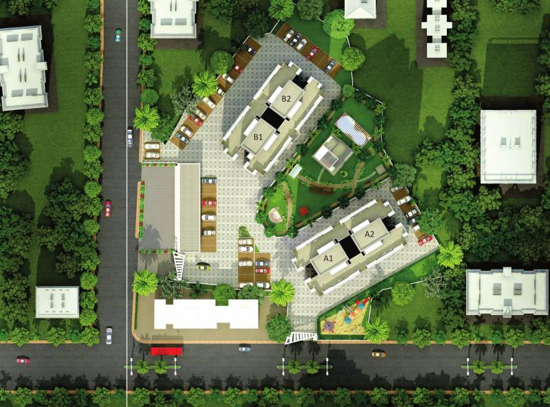 hatkesh-heights Images for Layout Plan of S M Hatkesh Heights