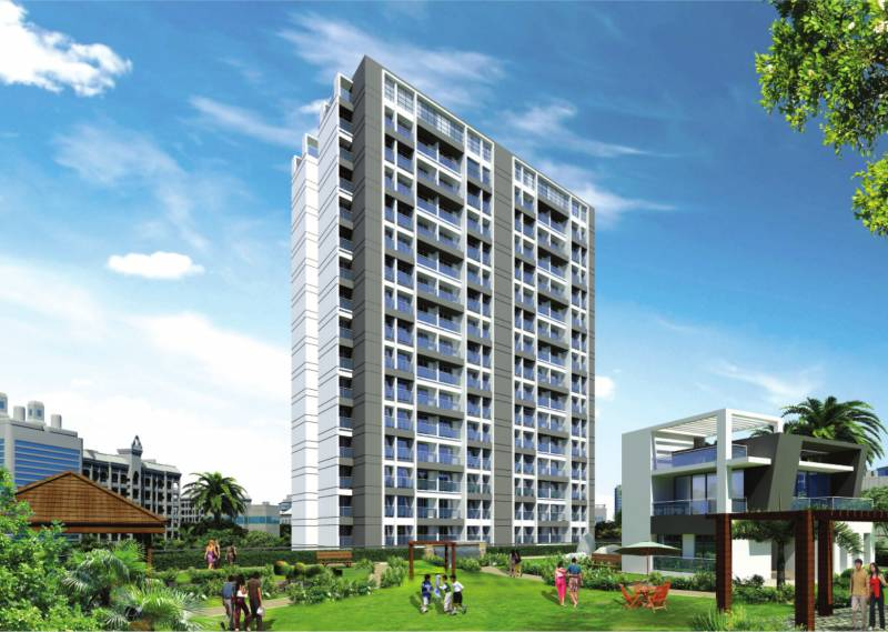 Images for Elevation of S M Hatkesh Heights