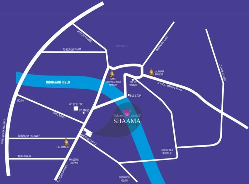 Images for Location Plan of Asha Shaama Estate Phase II