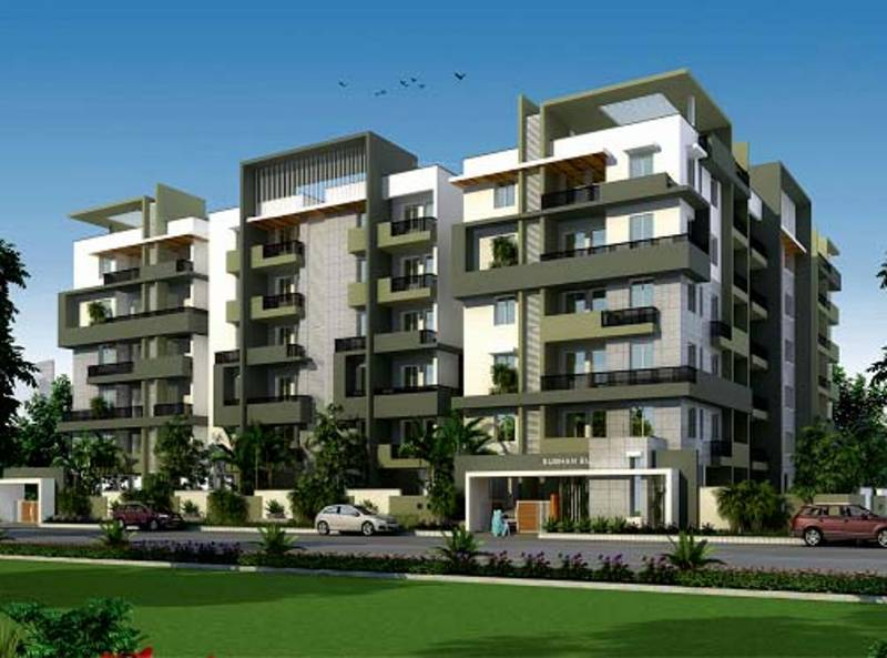 greens Images for Elevation of Shubham Builders and Developers Greens