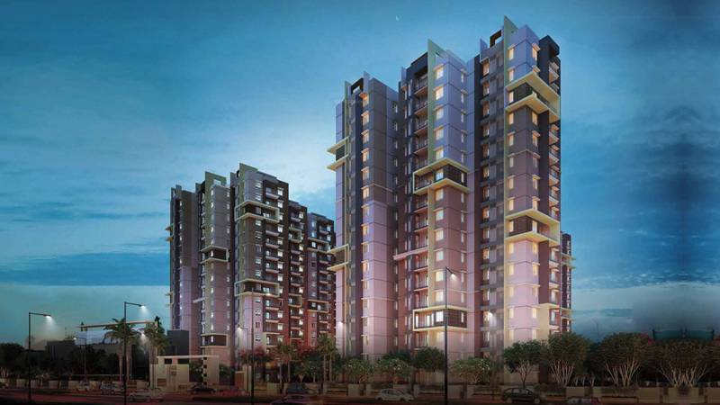 residency Images for Elevation of Kalpataru Residency
