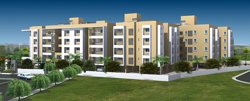 Images for Elevation of Rajkham Emerald