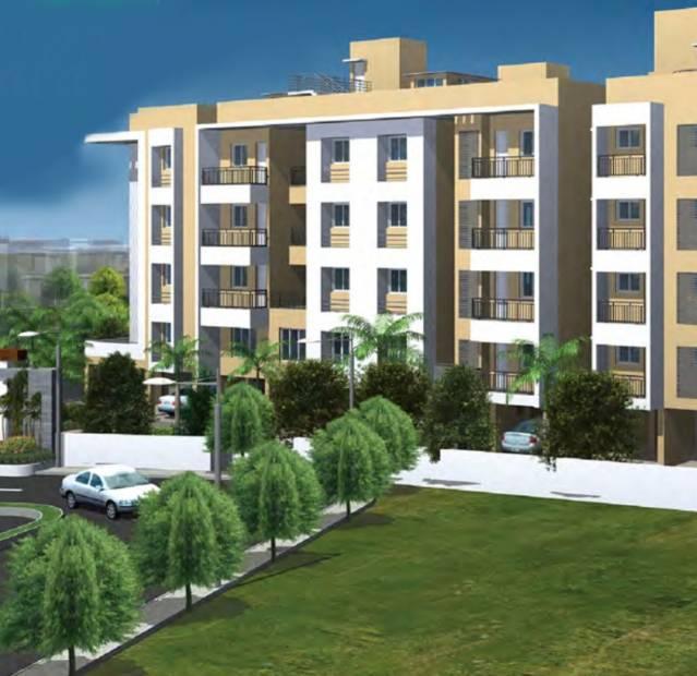 Images for Elevation of Rajkham Emerald