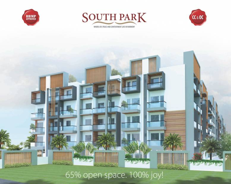 Images for Elevation of South South Park