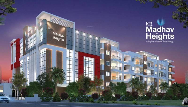 Images for Elevation of KR Madhav Heights
