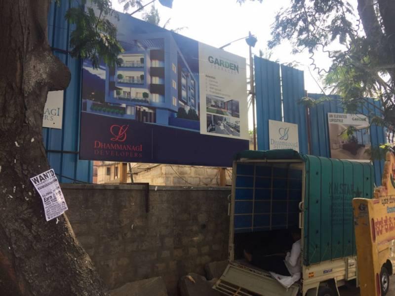 Images for Construction Status of Dhammanagi Garden Terrace
