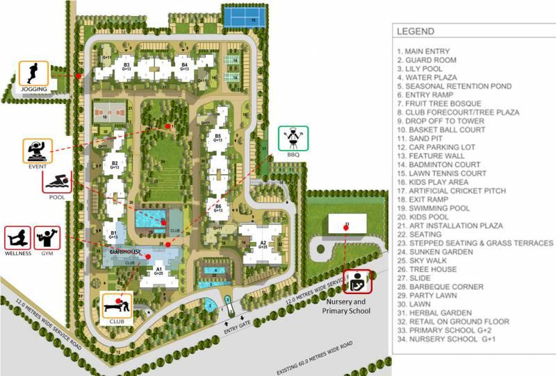 Images for Layout Plan of TATA La Vida