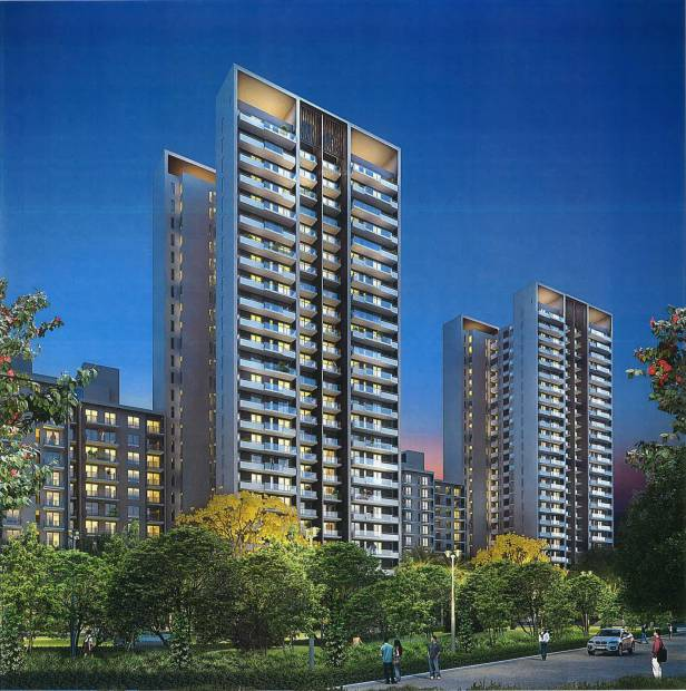 Images for Elevation of TATA La Vida