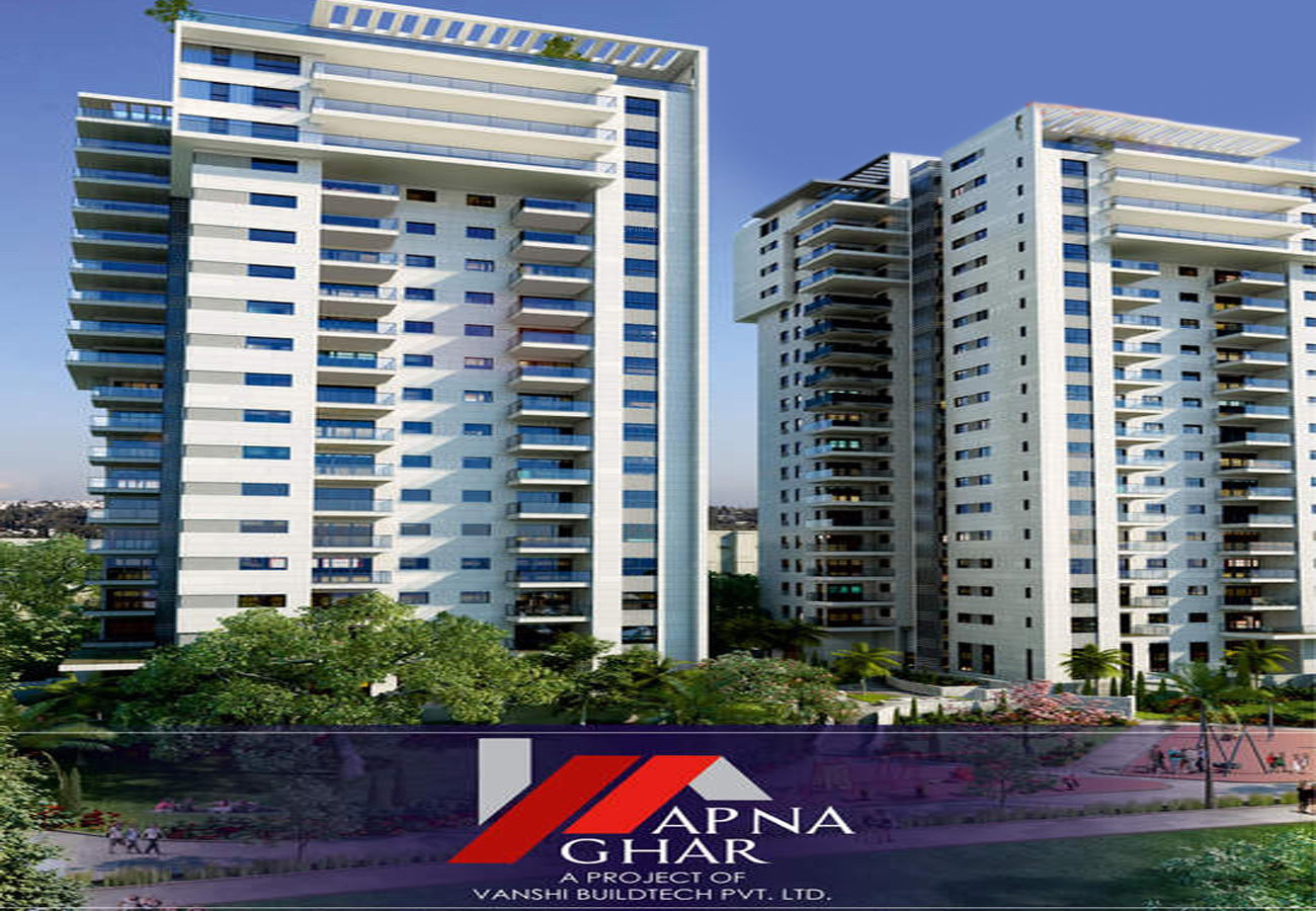 Ghar Ground Floor Elevation : Vanshi apna ghar in chhawla delhi price location map