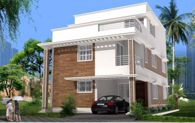 Images for Elevation of Whitestone Rosario