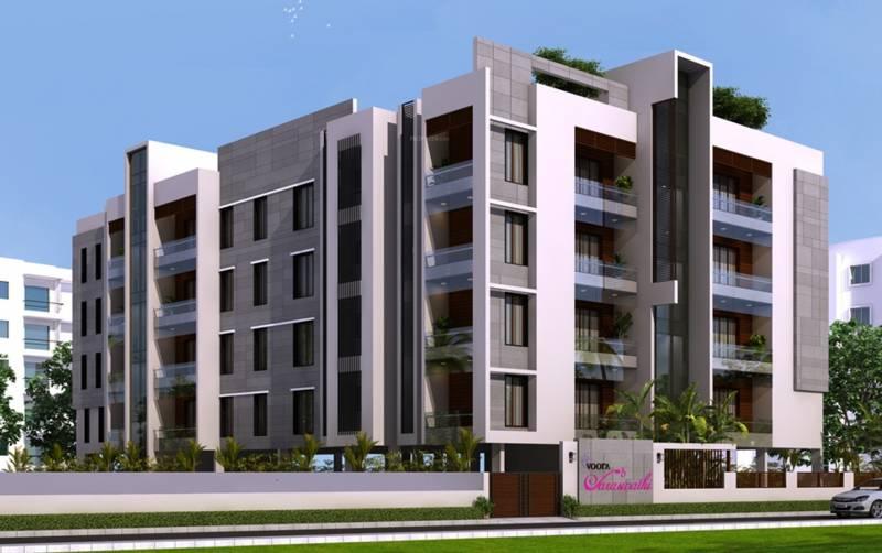 Images for Elevation of Voora Saraswathi