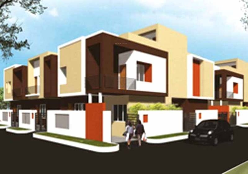 Images for Elevation of Maaruthi Embassy