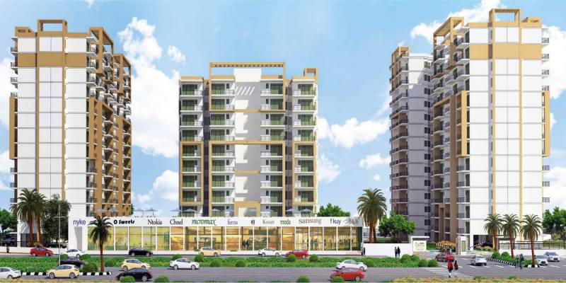 Images for Elevation of Shree Green Space