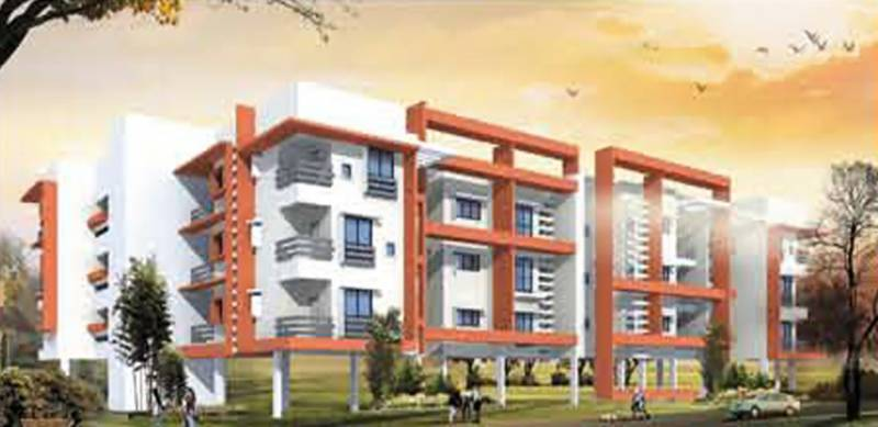 Images for Elevation of Manshi Lake View