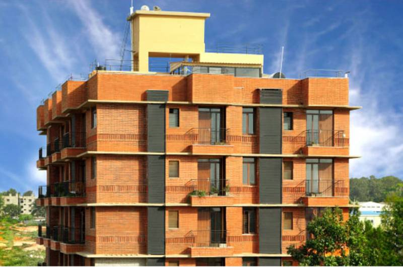 Images for Elevation of Griha Unnathi