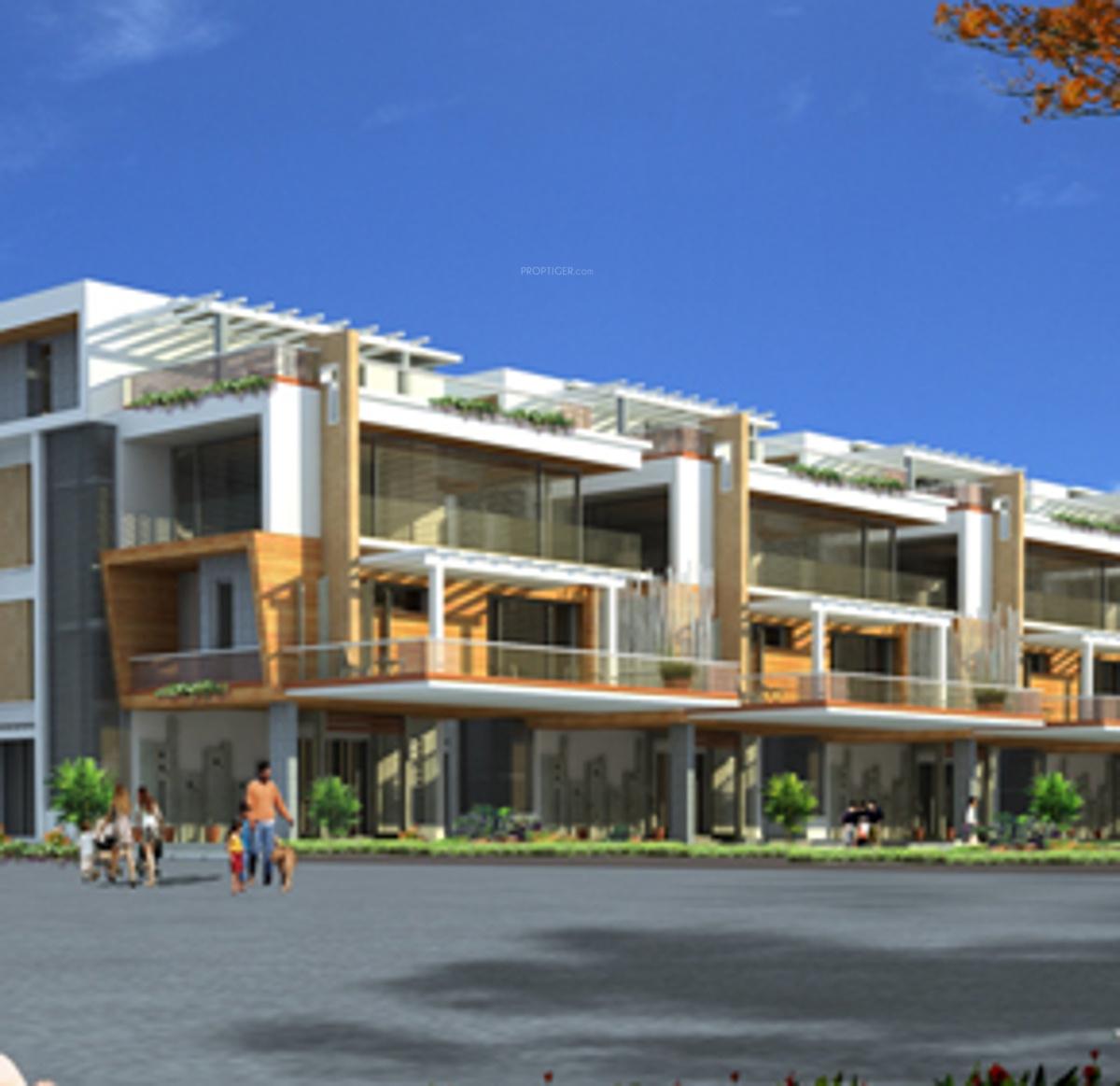 Maheshwari High End Boutique Villas In Jubilee Hills