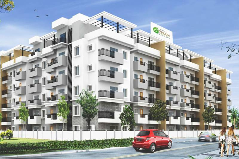 Images for Elevation of Shree Krishna Builders And Developer Narayana E Golden Abode