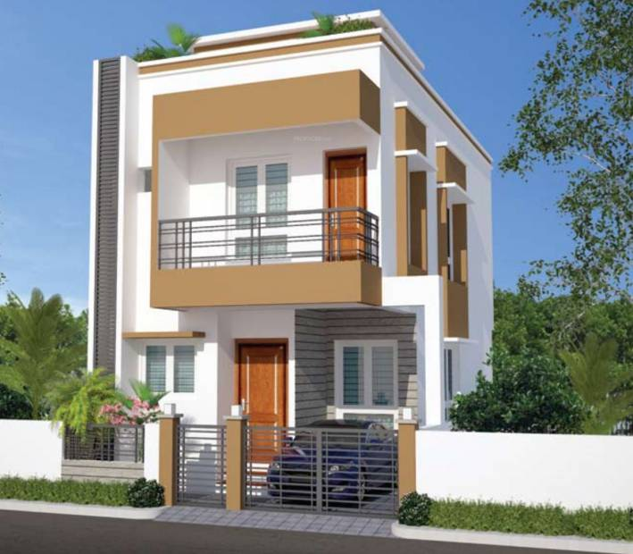 Wood Elevation Ymca : Image of swimming pool isha homes mia villas