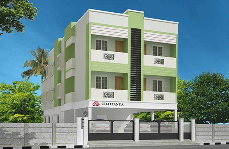 Images for Elevation of Agma Chaitanya