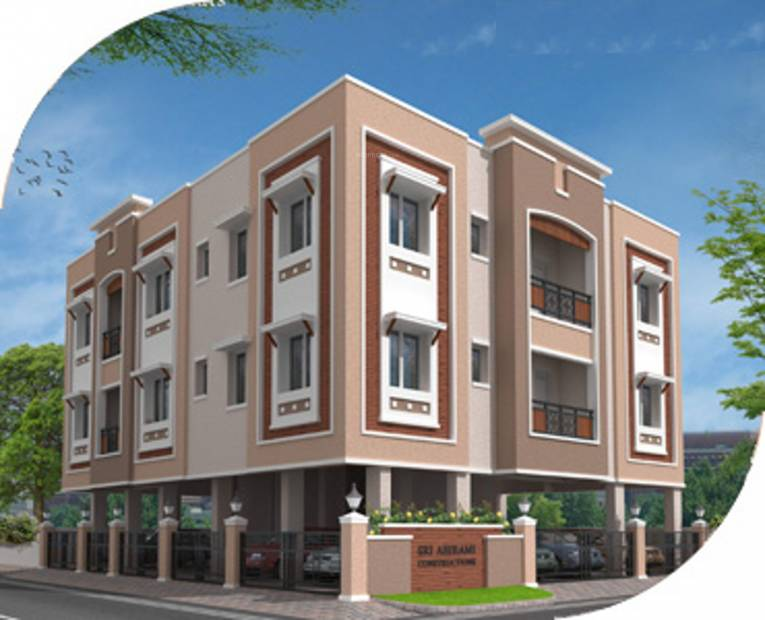 Images for Elevation of Sri Abiraami Constructions Elangovan Street