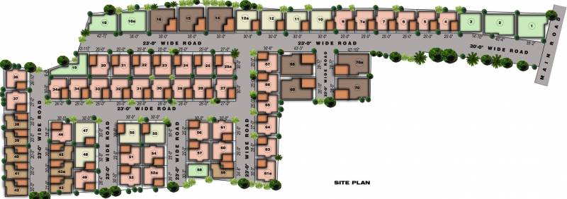 Images for Site Plan of Jansen Shrinidhi