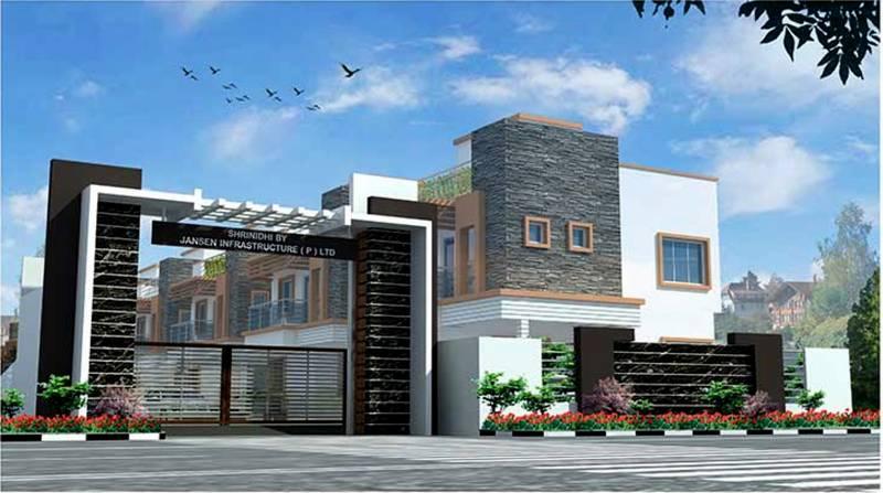 Images for Elevation of Jansen Shrinidhi