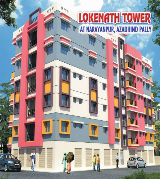 Images for Elevation of Satyam Lokenath Tower