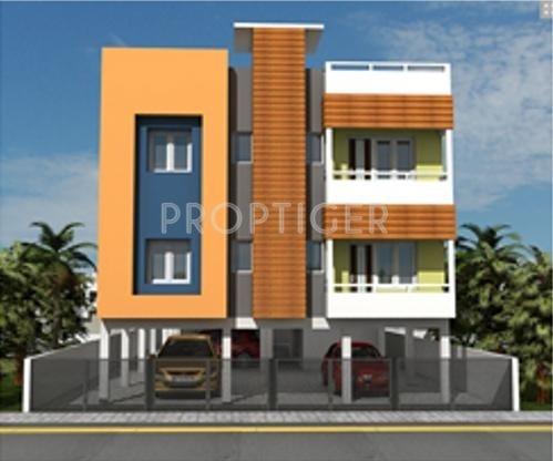 Images for Elevation of CC Santhosham