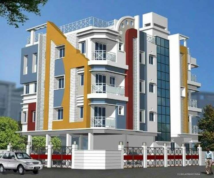 Images for Elevation of Swastik Swarnodeep Apartment