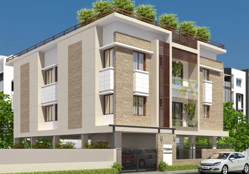 Images for Elevation of Poomalai Housing Ksharaa