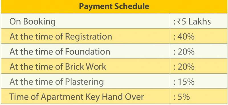 Images for Payment Plan of Poomalai Dharaa