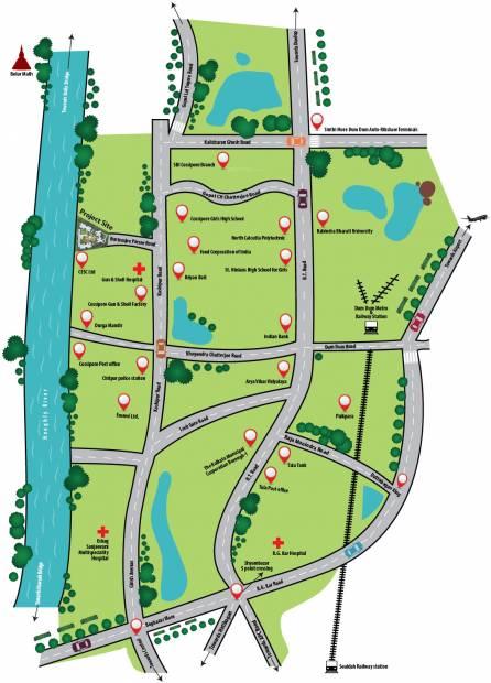 Images for Location Plan of Hiland Ganges