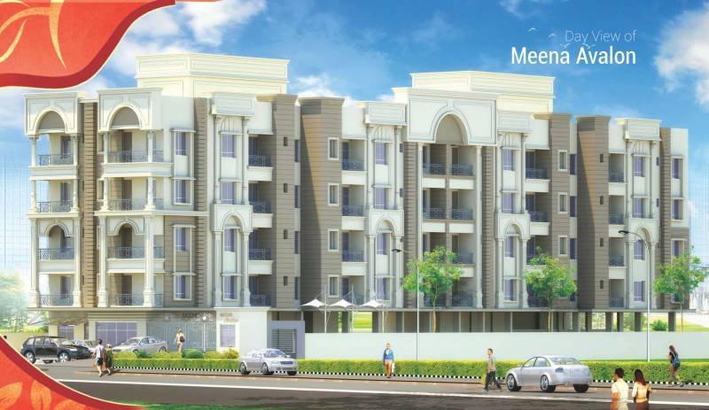 Images for Elevation of GPS Meena Avalon