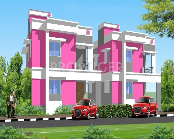 500 Sq Ft 1 Bhk 1t Villa For Sale In Manju The Pink House